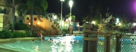 Disney's Caribbean Beach Resort is one of Walt Disney World Resorts.