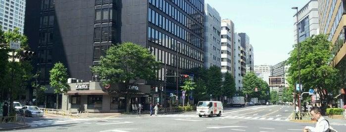 神谷町交差点 is one of Tokyo.