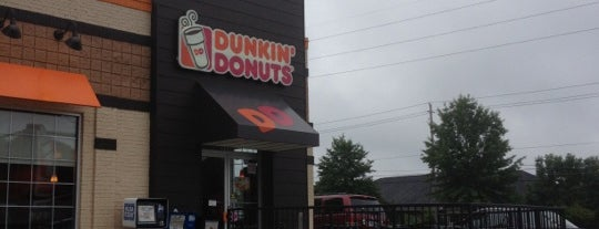 Dunkin' Donuts is one of The Chad.