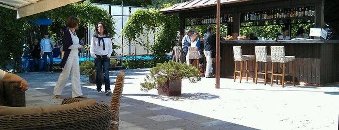 Kursalon is one of TREND Top restaurants.