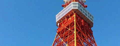 Tokyo Tower is one of Bucket List.