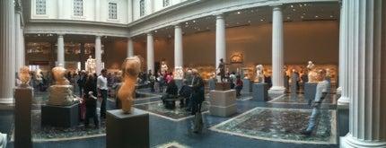 Metropolitan Museum of Art is one of Nyc.