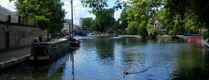 Little Venice is one of London as a local.