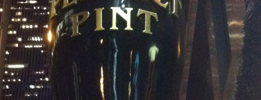 The Perfect Pint is one of NY.