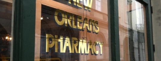 New Orleans Pharmacy Museum is one of NOLA Must Do's.