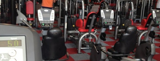 Workout Anytime is one of Workout Anytime Locations.