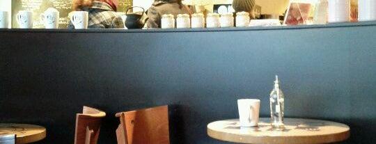 Balzac Coffee is one of Mein Deutschland.