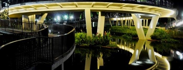 SunRise Bridge is one of Trek Across Singapore.