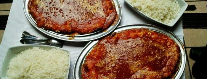 Bar e Restaurante do Nelson is one of Coxinha ao Caviar.