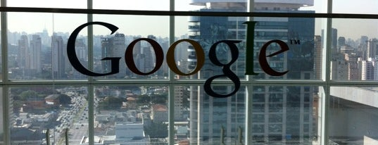Google Brasil is one of Advertising - Sao Paulo, Brazil.
