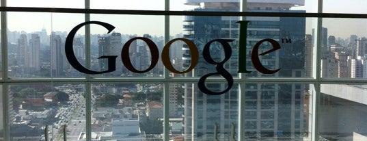 Google Brasil is one of Advertising - Sao Paulo, Brazil.