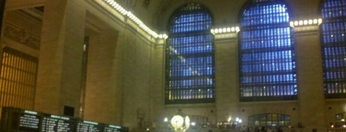 Grand Central Terminal is one of Visit to NY.