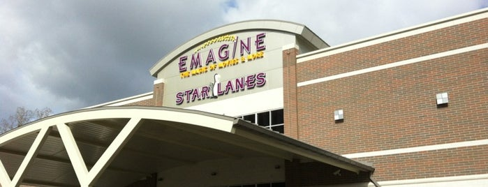 Emagine Royal Oak is one of Rise & Shine Film Screening Locations.