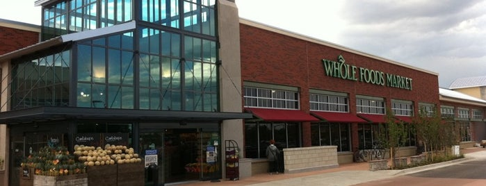 Whole Foods Market is one of Censored Internet.
