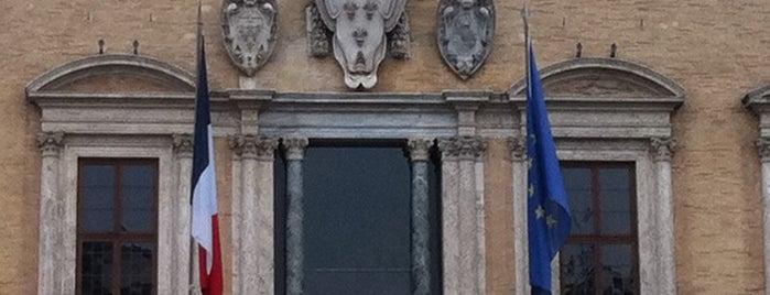 Ambasciata di Francia - Palazzo Farnese is one of Rome.