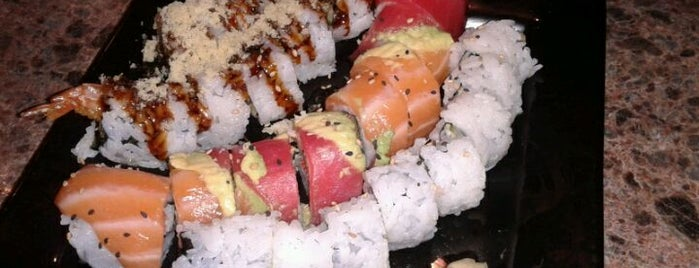 Spicy Tuna Sushi Bar and Grill is one of Great Local Spots.