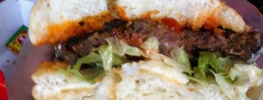 Blenger Burger is one of 40 favorite restaurants.