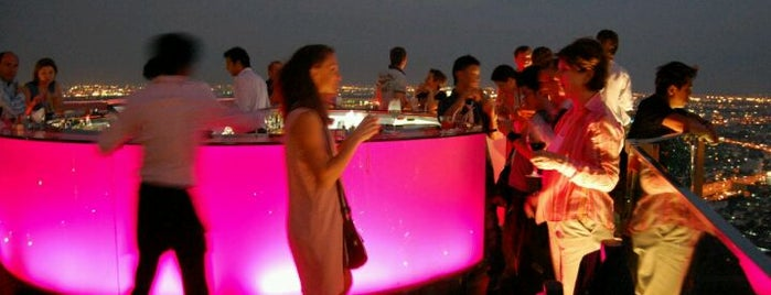 Sky Bar is one of The 15 Best Places with Scenic Views in Bangkok.
