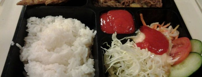 Hoka Hoka Bento is one of Yogjakarta, Never Ending Asia #4sqCities.
