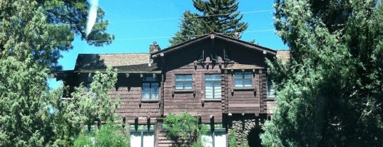 Riordan Mansion State Historic Park is one of Paranormal Traveler.