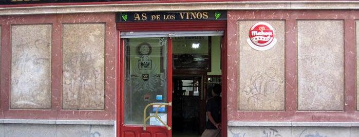 La Casa de Las Torrijas - As de los Vinos is one of Madrid: de Tapas, Tabernas y +.