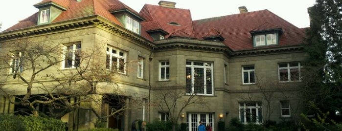 Pittock Mansion is one of PDX To-Do.
