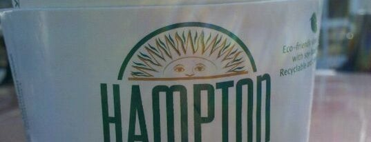 Hampton Coffee Company is one of Coffee.