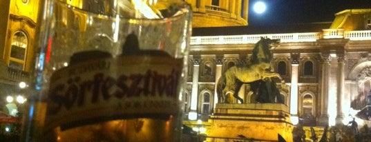 Budavári Sörfesztivál is one of Itt már italoztam....