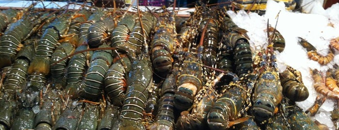 Savoey Seafood is one of Tayland.
