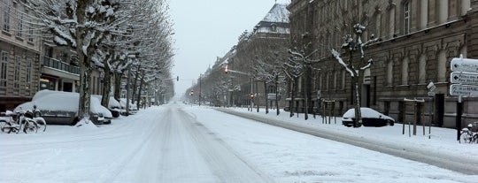 Avenue des Vosges is one of Travel List.