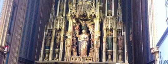 Augustinerkirche is one of StorefrontSticker #4sqCities: Vienna.