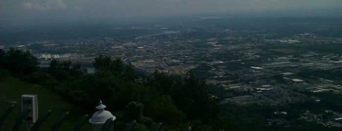 Incline Railway Lookout Mountain Station is one of Chattanooga with a four year old.