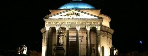 Chiesa della Gran Madre di Dio is one of #4sqCities #Torino - 80 Tips for travellers!.
