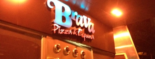 Brava Pizza & Espuma is one of Top places que debes ir a COMER!.
