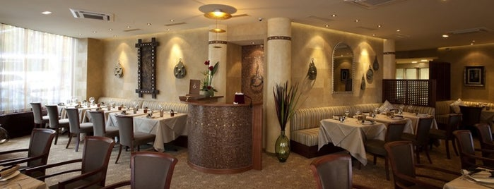 Obeirut Lebanese Cuisine is one of Restaurants.