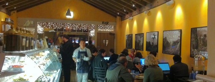Coupa Café is one of Lunch Favorites.