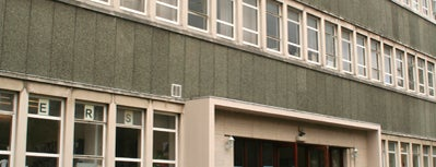 Edward Llwyd Building is one of Penglais Campus.