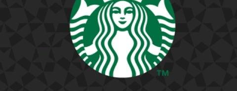 Starbucks is one of Fresh Brew Badge.