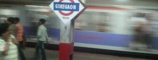 Goregaon Railway Station is one of Mumbai Suburban Western Railway.