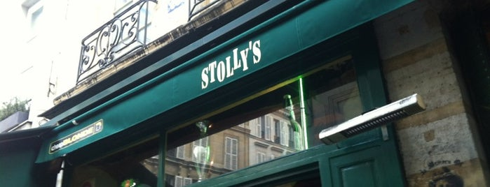 Stolly's is one of Bars du Jeudi.