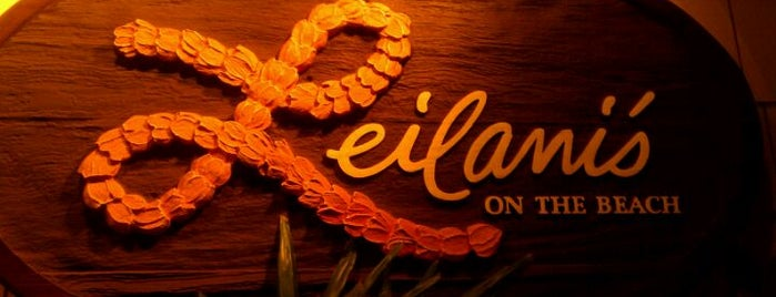 Leilani's is one of Maui.