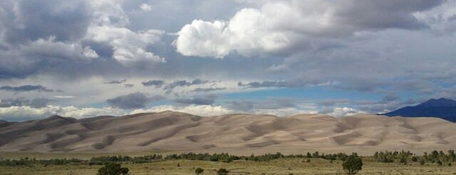 Great Sand Dunes National Park & Preserve is one of Visit the National Parks.