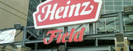 Heinz Field is one of Best Stadiums.