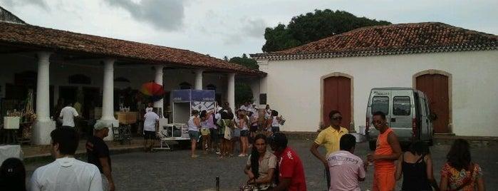 Mercado da Ribeira is one of Prefeitura.