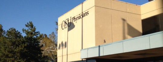 OSU Health Care Center is one of OKState CHS.