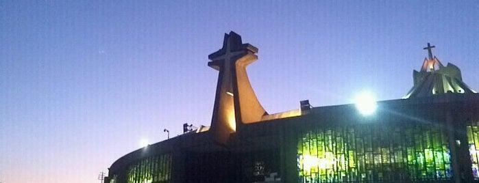 Basílica de Santa María de Guadalupe is one of Distrito Federal - Foro Consultivo 2011.