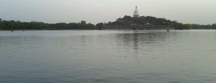 北海公园 Beihai Park is one of Go Beijing or Go Home.