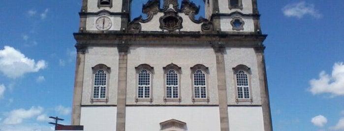 Igreja do Bonfim is one of Points de Salvador.