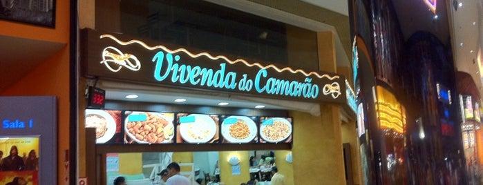 Vivenda do Camarão is one of Favorite Food.
