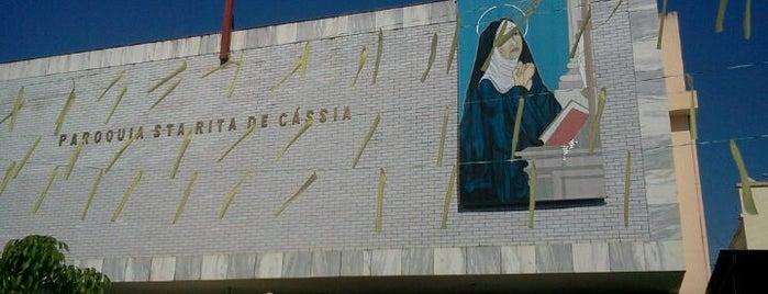 Igreja Matriz Santa Rita de Cássia is one of #Rio2013 | Catequese [Portuguese].